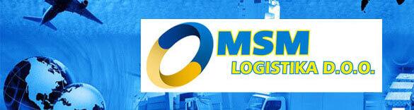 MSM Logistika DOO & Facebook